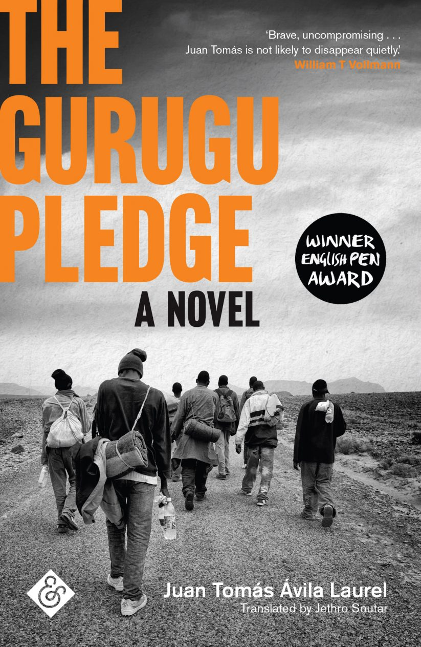 The Gurugu Pledge Book Cover