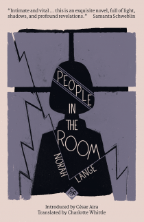 People at the Room Book Cover