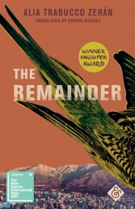 The Remainder cover