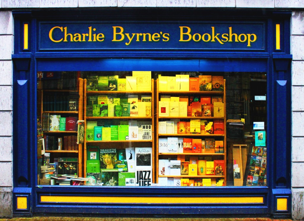 Bookshop of the Month: Charlie Byrne's Bookshop 1