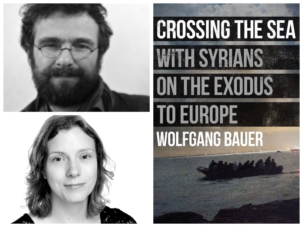 Crossing the Sea by Wolfgang Bauer: 2018 Migration Matters Festival City Read