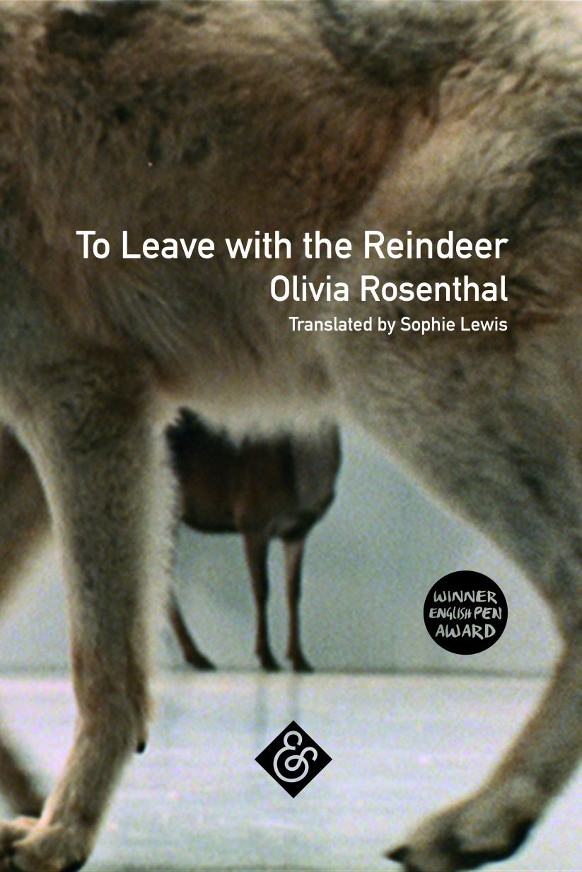 To Leave with the Reindeer cover